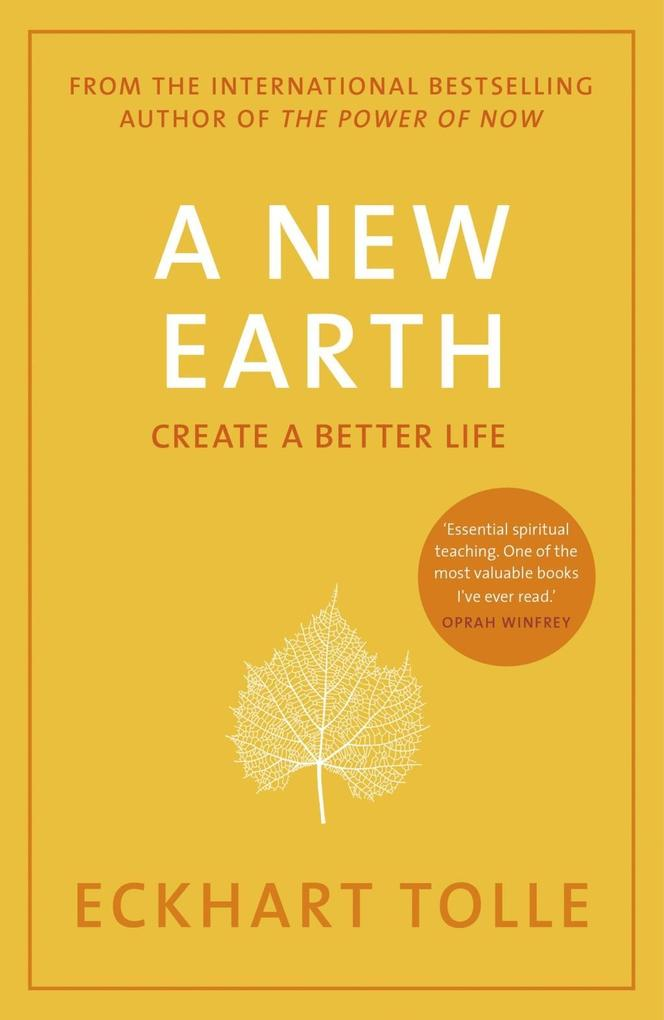 A New Earth als eBook von Eckhart Tolle