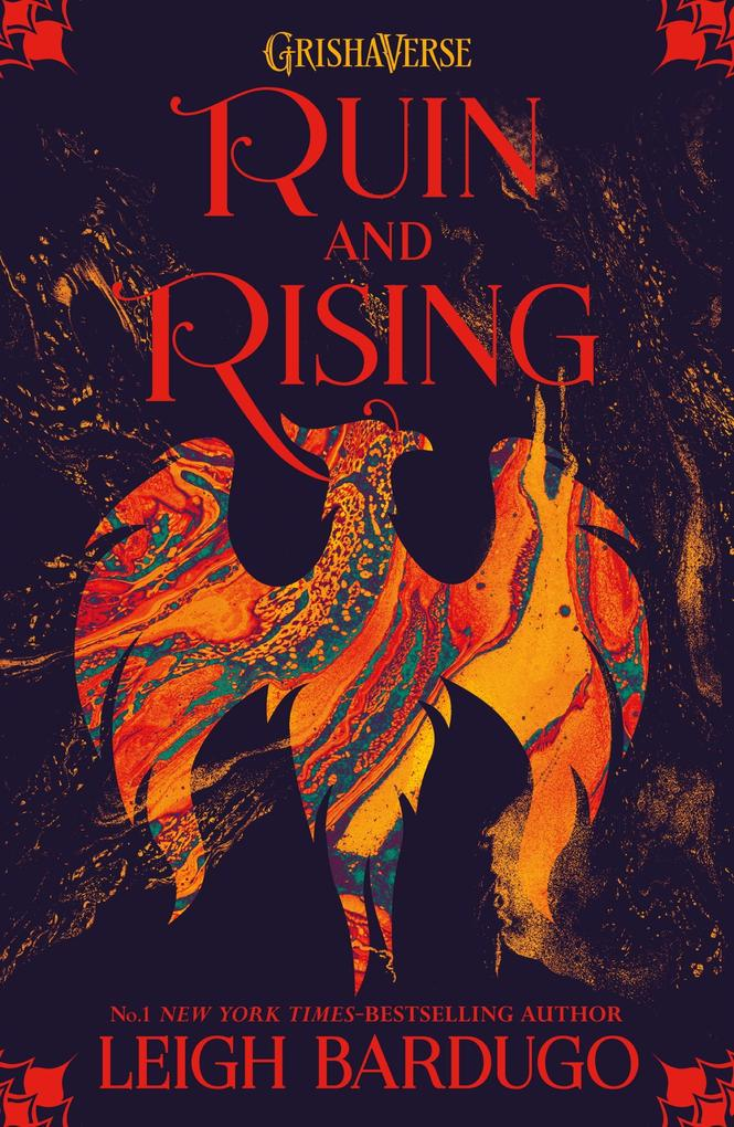 The Grisha: Ruin and Rising als eBook von Leigh Bardugo