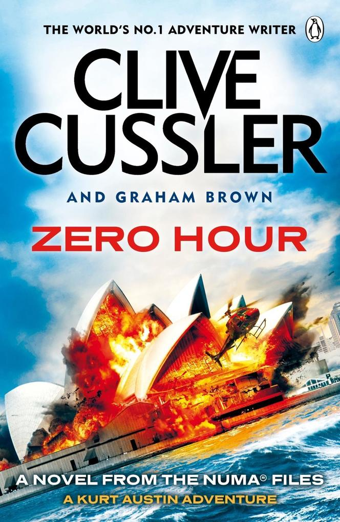 Zero Hour als eBook von Clive Cussler, Graham Brown