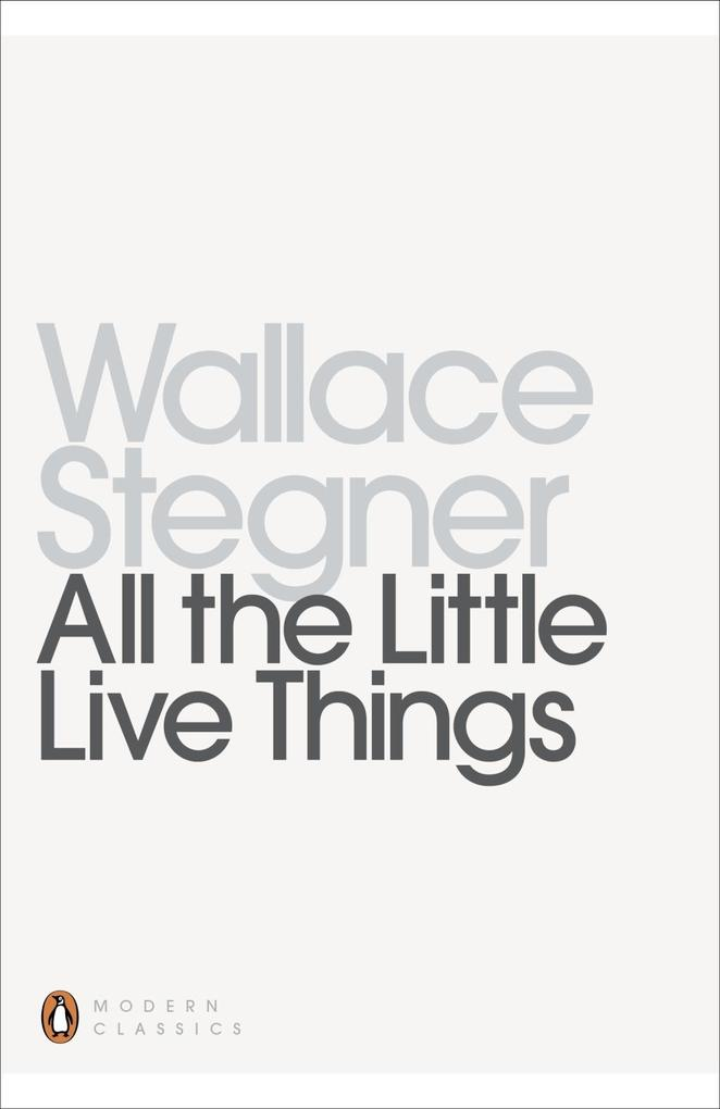 All the Little Live Things als eBook