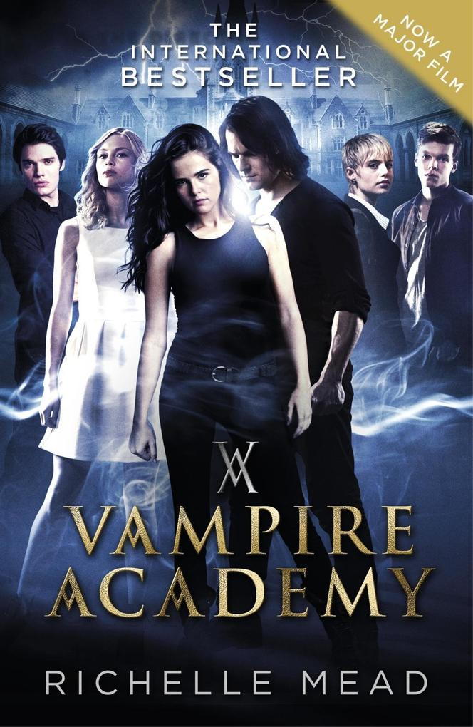 Vampire Academy (book 1) als eBook von Richelle Mead