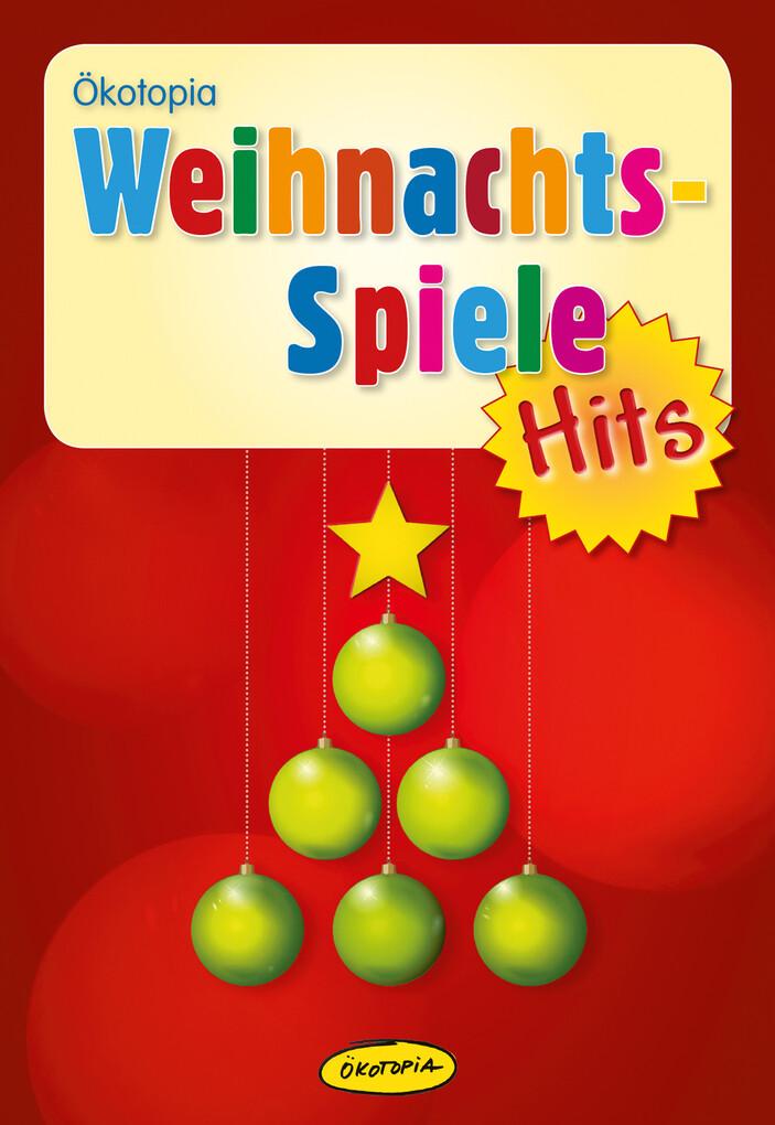 Weihnachtsspiele-Hits als eBook