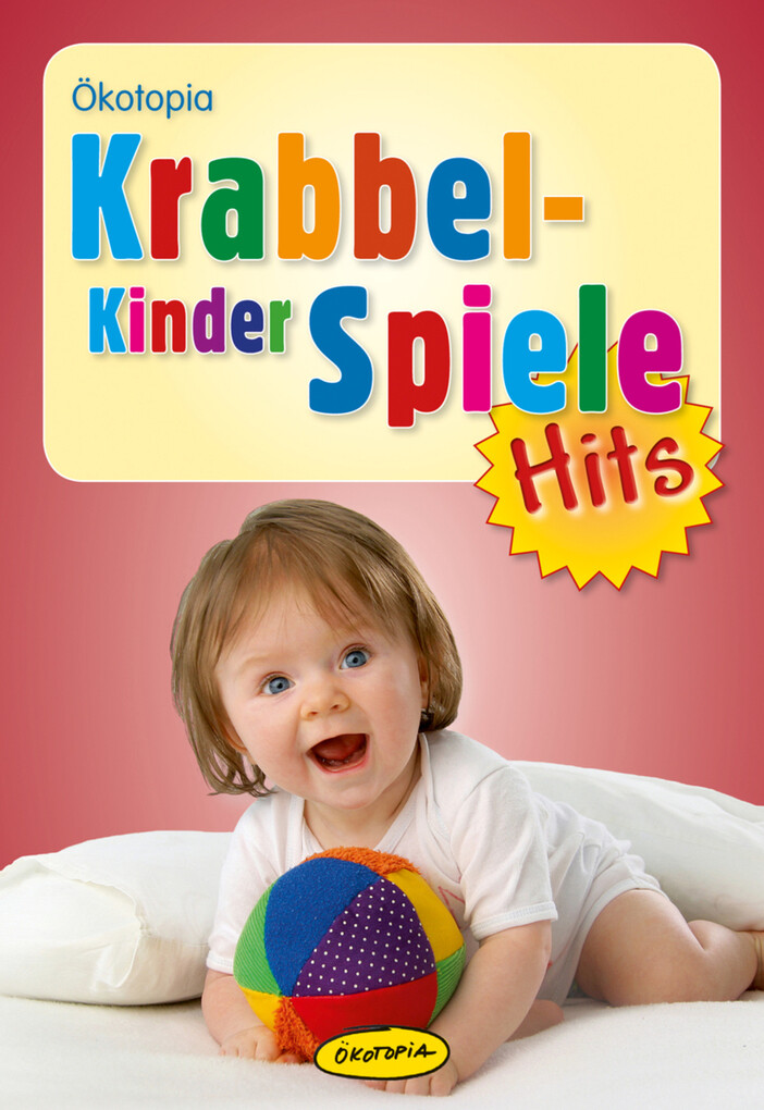 Krabbelkinderspiele-Hits als eBook