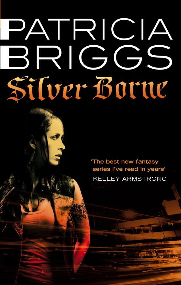 Silver Borne als eBook von Patricia Briggs