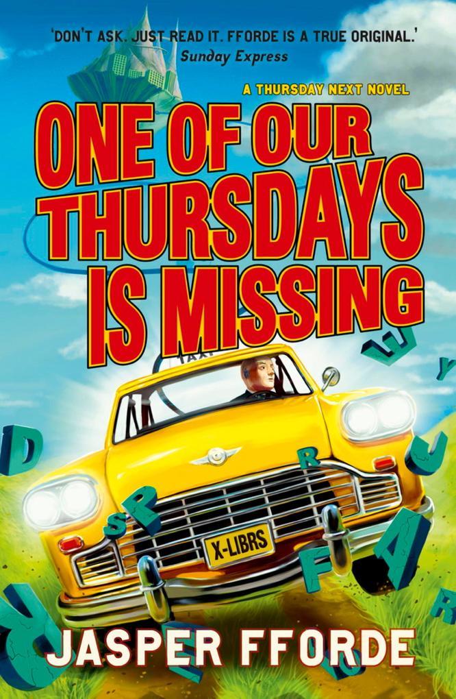 One of our Thursdays is Missing als eBook von Jasper Fforde