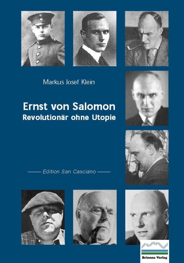 Ernst von Salomon als eBook pdf