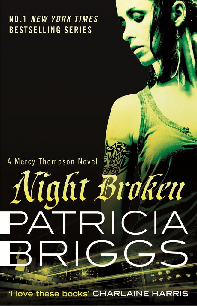Night Broken als eBook von Patricia Briggs