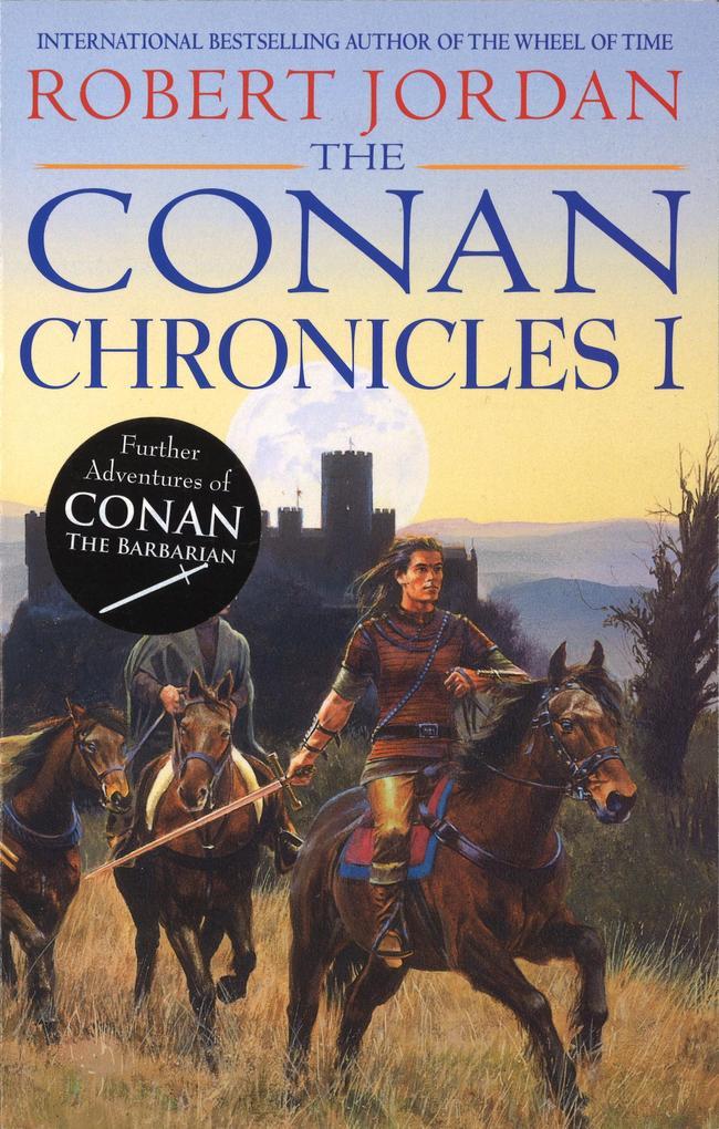 Conan Chronicles 1 als eBook von Robert Jordan