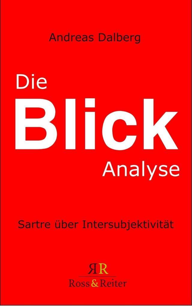 Die Blick-Analyse als eBook