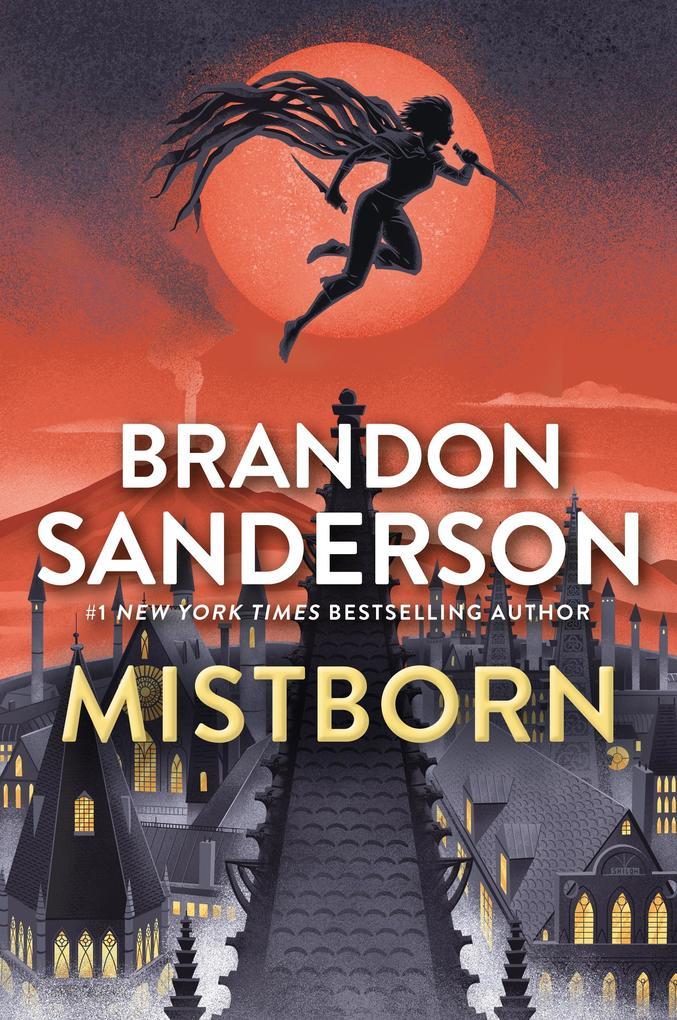 Mistborn als eBook von Brandon Sanderson
