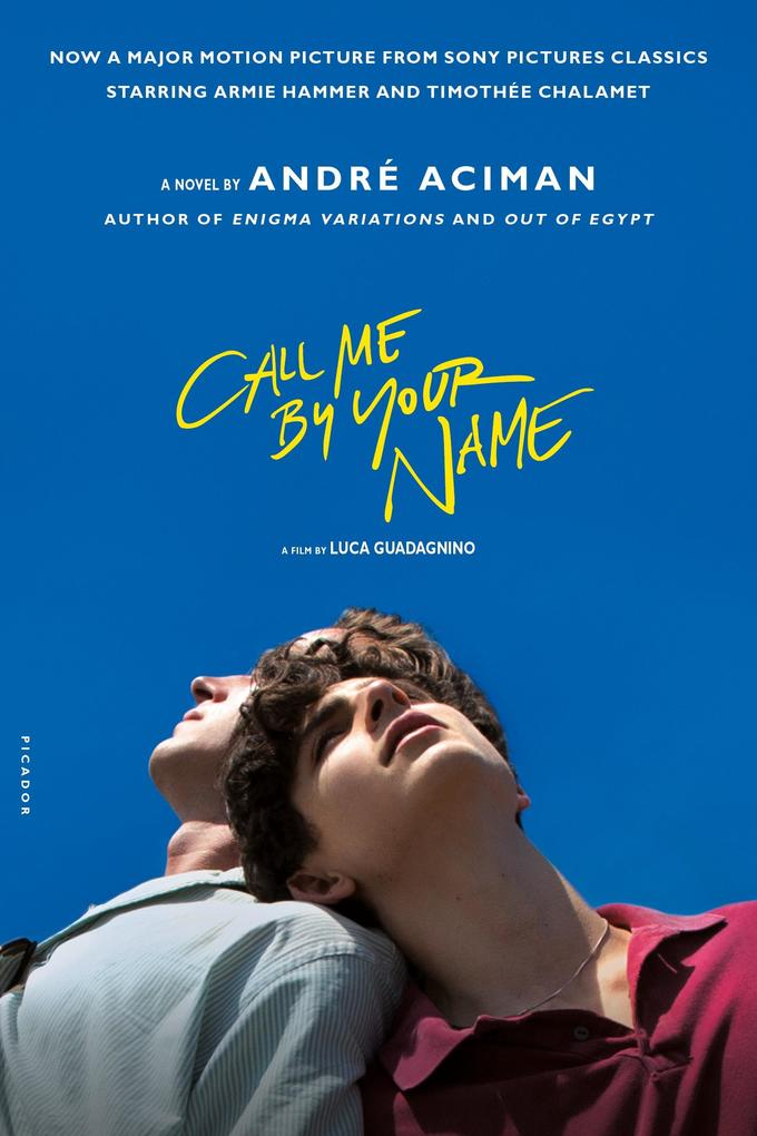 Call Me by Your Name als eBook