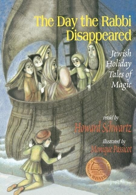 The Day the Rabbi Disappeared als Taschenbuch