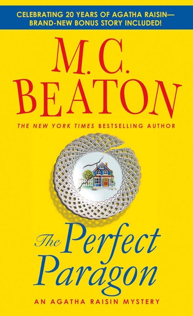 The Perfect Paragon als eBook von M. C. Beaton