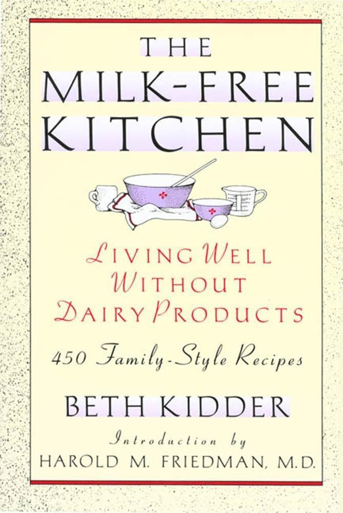 The Milk-Free Kitchen als eBook
