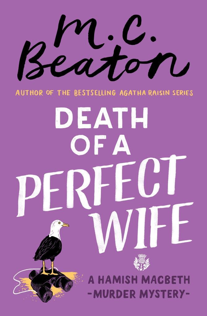 Death of a Perfect Wife als eBook von M. C. Beaton