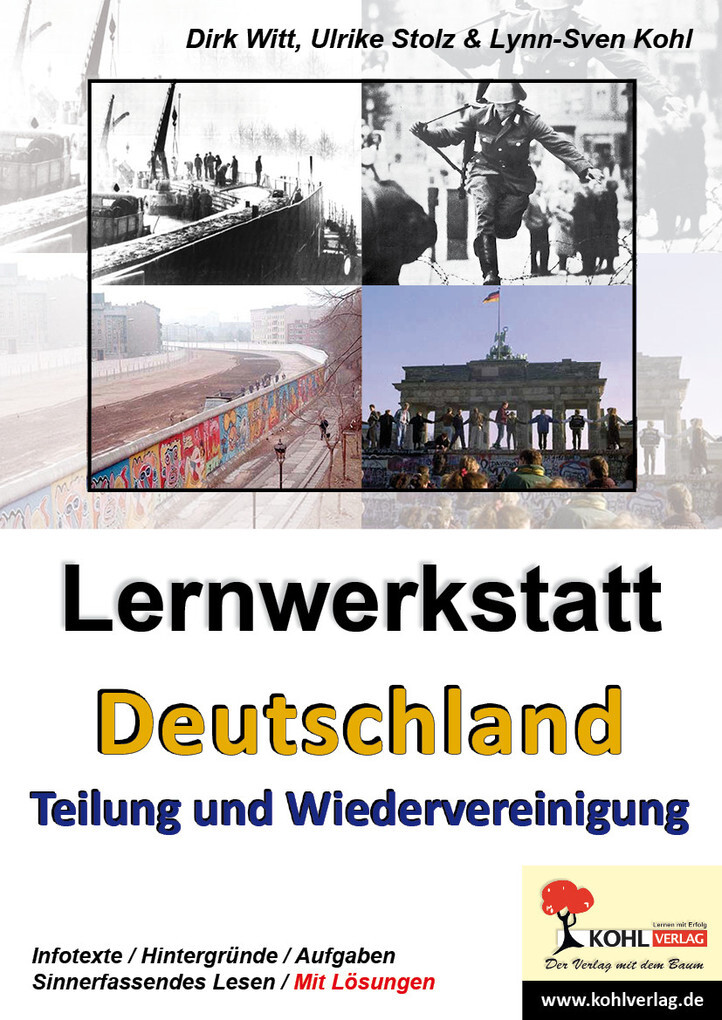 Lernwerkstatt Deutschland - Teilung und Wiedervereinigung als eBook