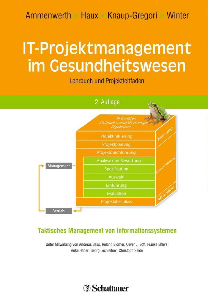 IT-Projektmanagement im Gesundheitswesen als eBook