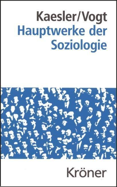 Hauptwerke der Soziologie als eBook