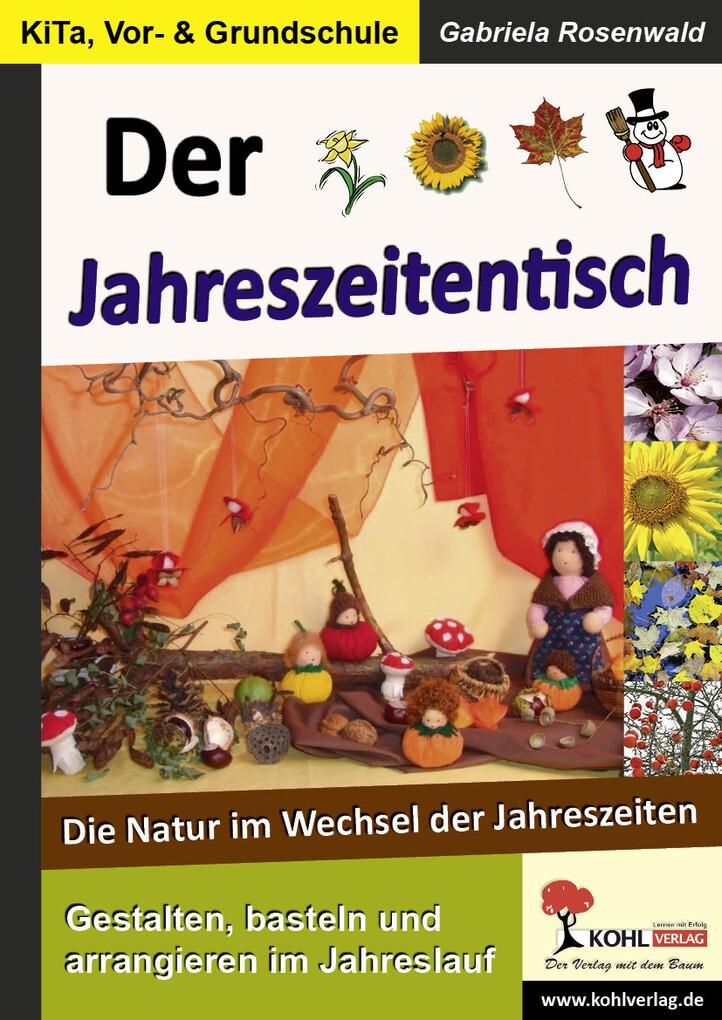 Der Jahreszeitentisch als eBook von Gabriela Rosenwald