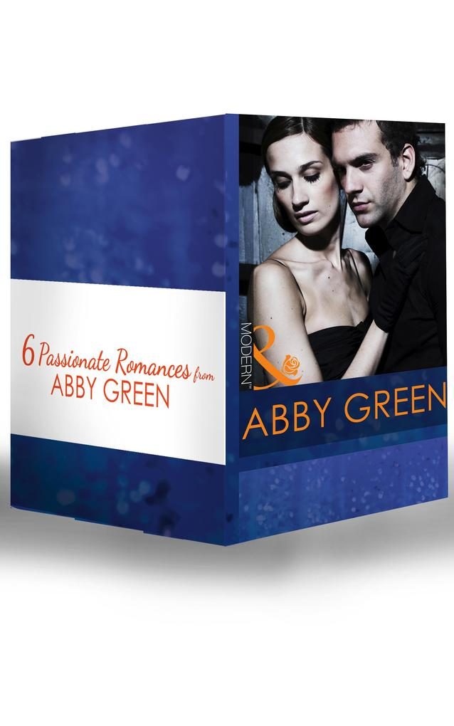 The Abby Green Modern Collection (Mills & Boon e-Book Collections) als eBook