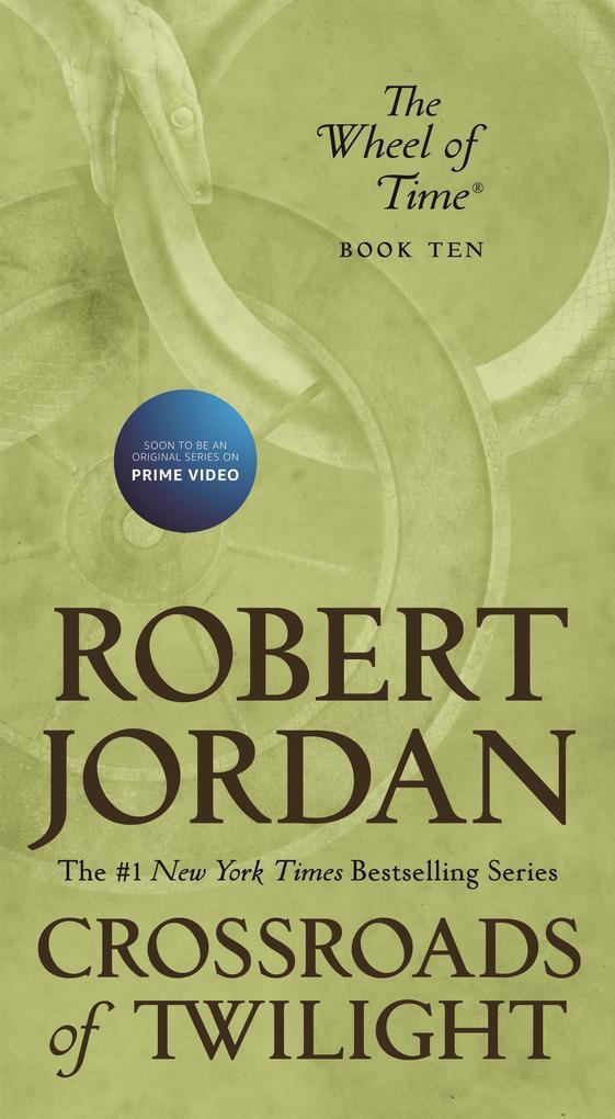 Crossroads of Twilight als eBook von Robert Jordan