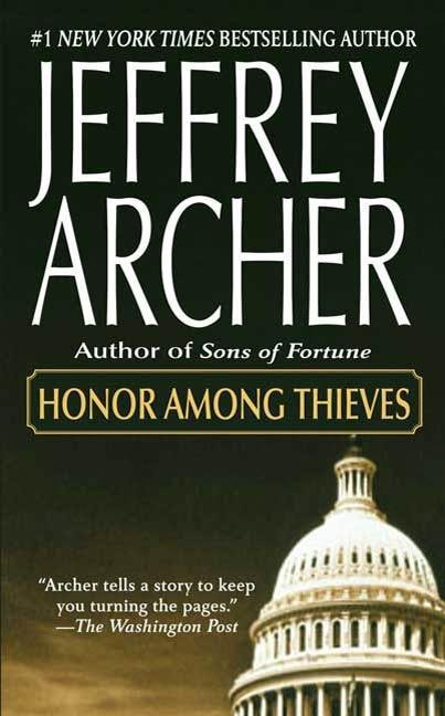 Honor Among Thieves als eBook von Jeffrey Archer