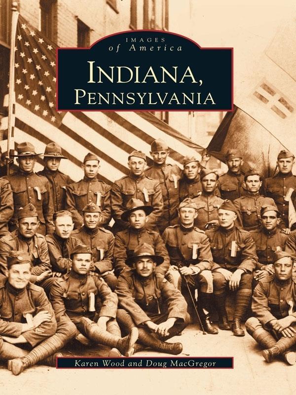 Indiana, Pennsylvania als eBook epub