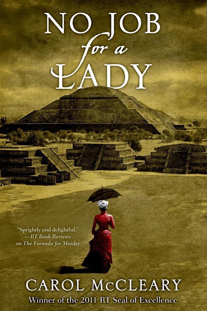 No Job for a Lady als eBook von Carol Mccleary