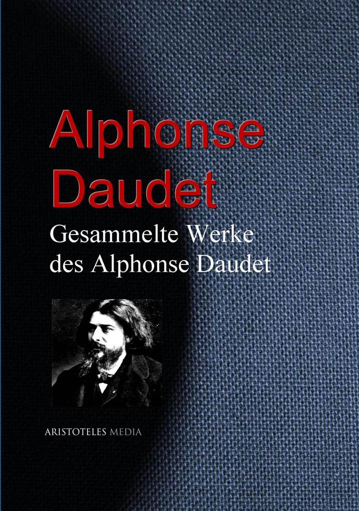 Gesammelte Werke des Alphonse Daudet als eBook epub