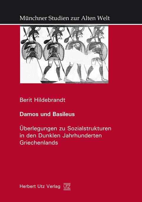 Damos und Basileus als eBook von Berit Hildebrandt