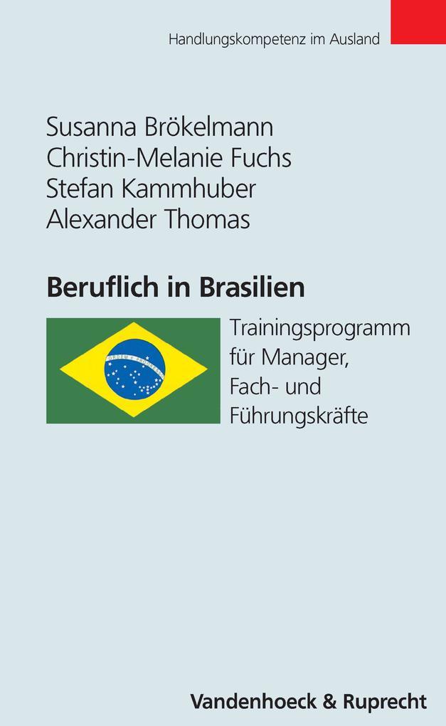 Beruflich in Brasilien als eBook