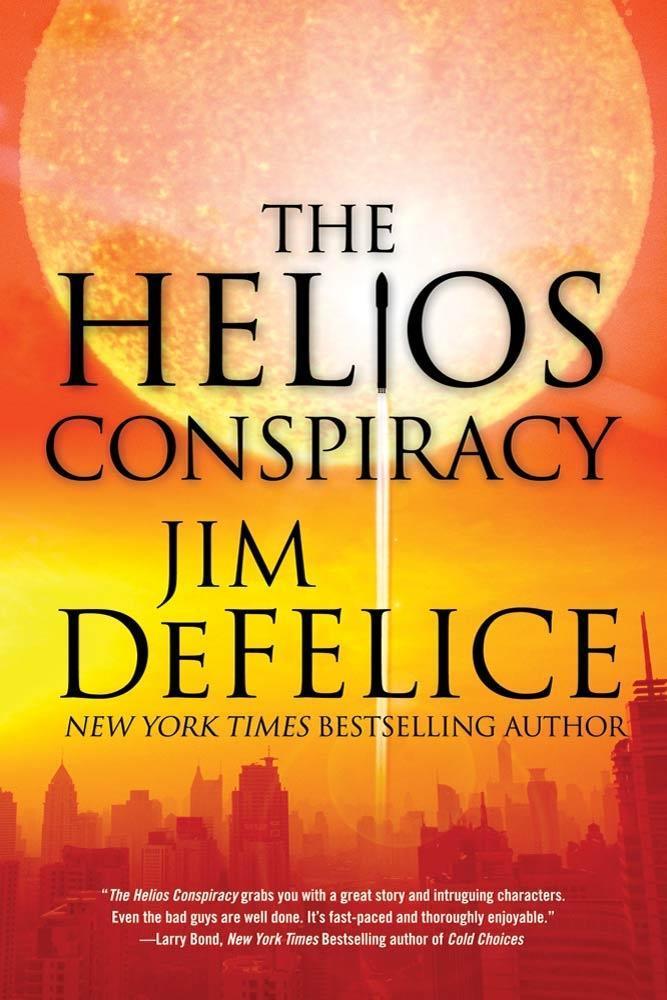 The Helios Conspiracy als eBook
