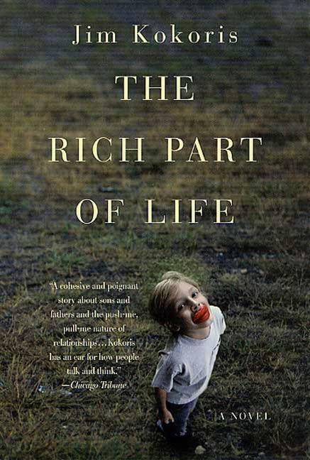 The Rich Part of Life als eBook
