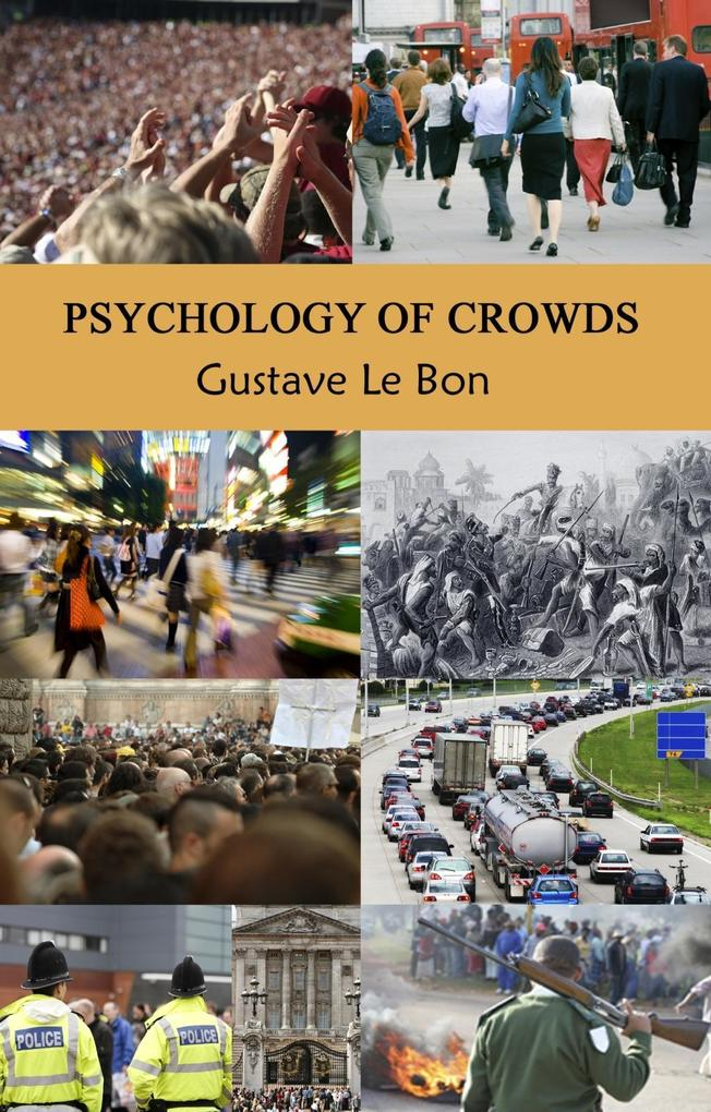 Psychology of Crowds als eBook