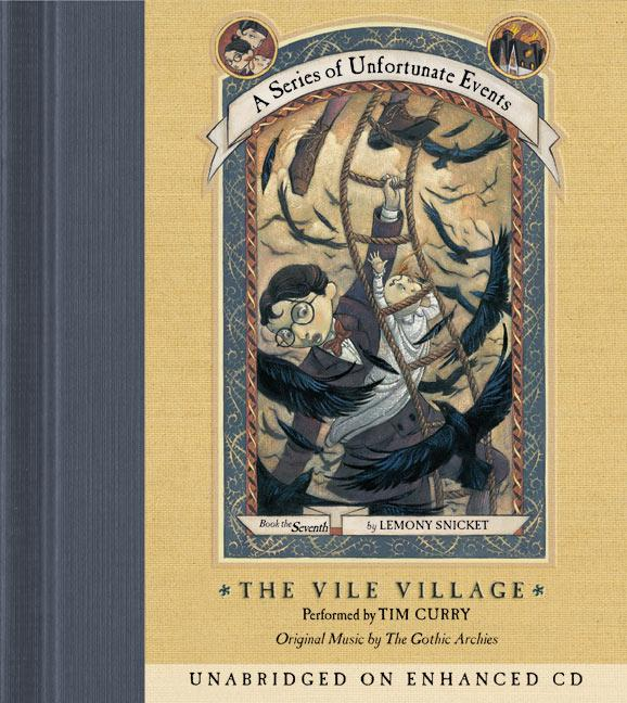 The Vile Village als Hörbuch