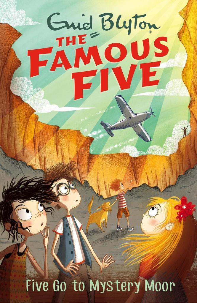 Five Go To Mystery Moor als eBook epub