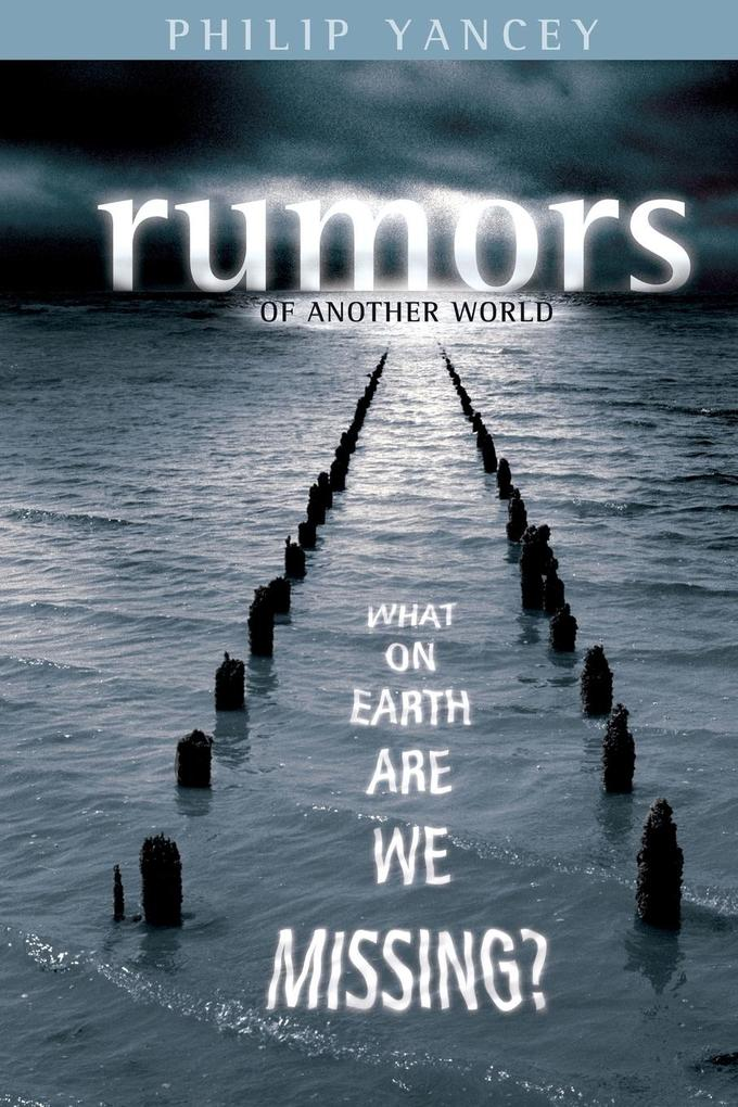 Rumors of Another World: What on Earth Are We Missing? als Taschenbuch