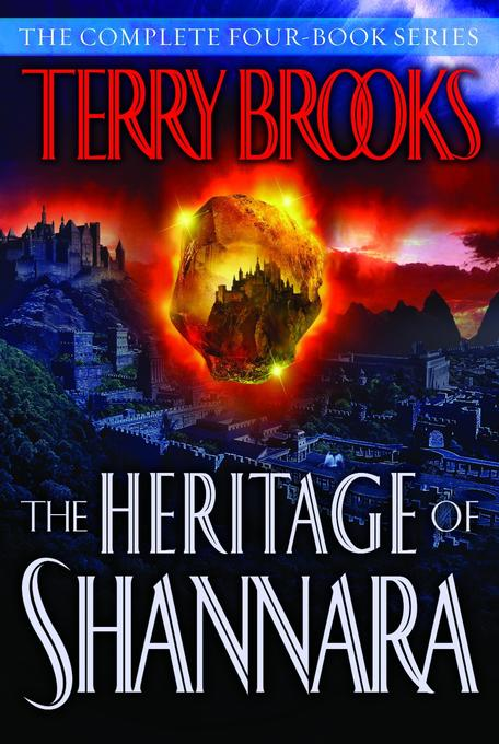 The Heritage of Shannara als Buch