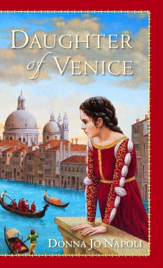 Daughter of Venice als Taschenbuch