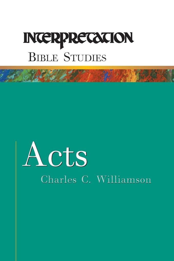 Acts als Taschenbuch
