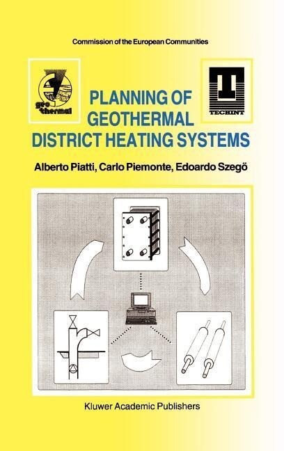 Planning of Geothermal District Heating Systems als Buch