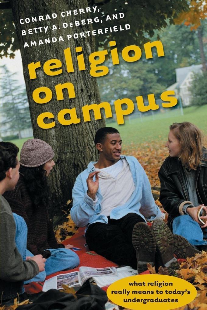Religion on Campus als Taschenbuch