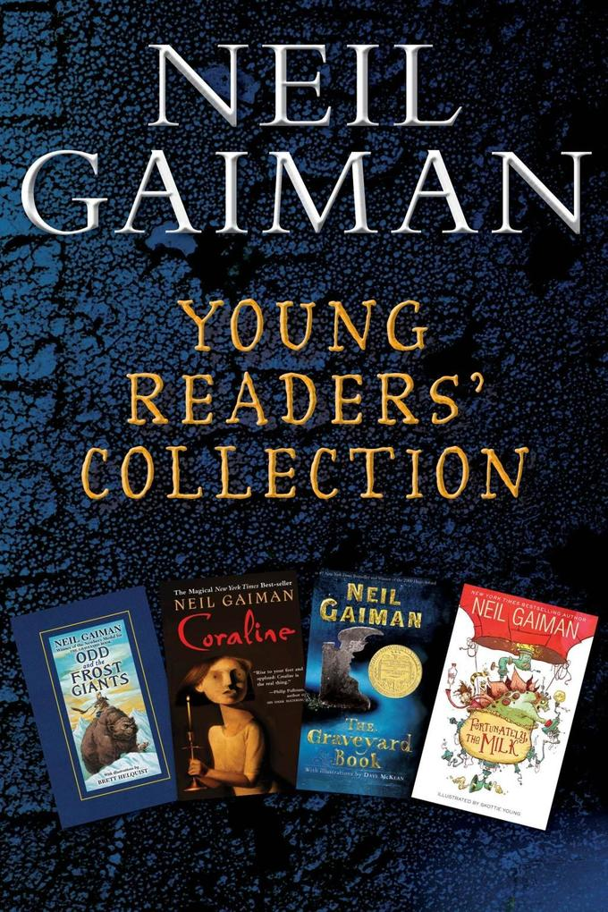 Neil Gaiman Young Readers' Collection als eBook