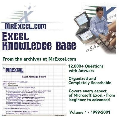 Excel Knowledge Base als sonstige Artikel