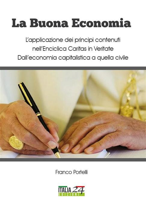 La Buona Economia als eBook von Franco Portelli