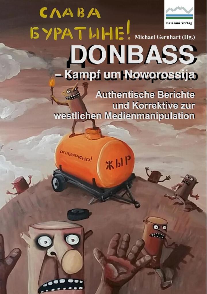 Donbass - Kampf um Noworossija als eBook pdf