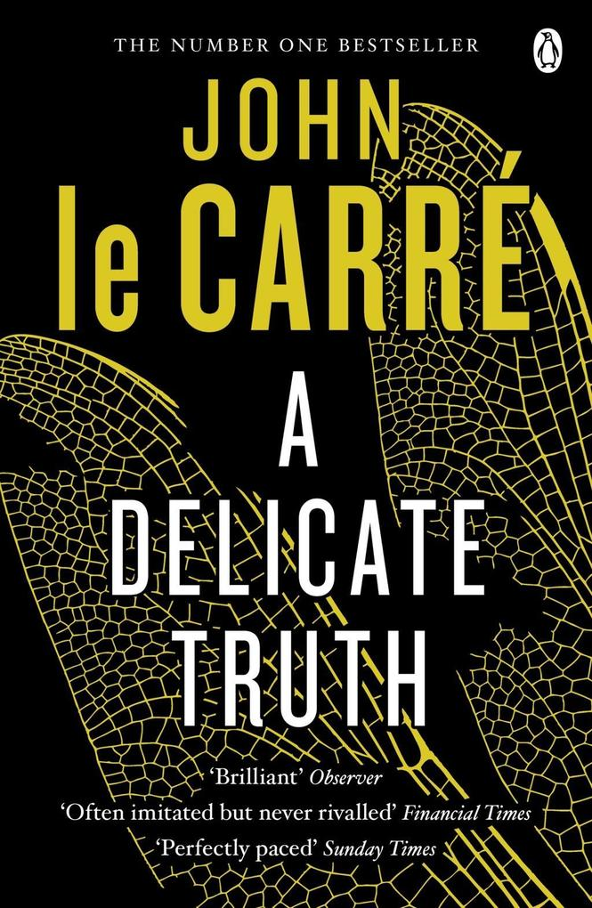 A Delicate Truth als eBook