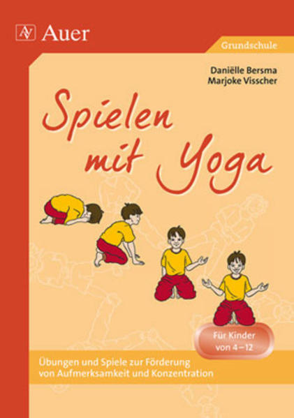 Spielen mit Yoga als Buch