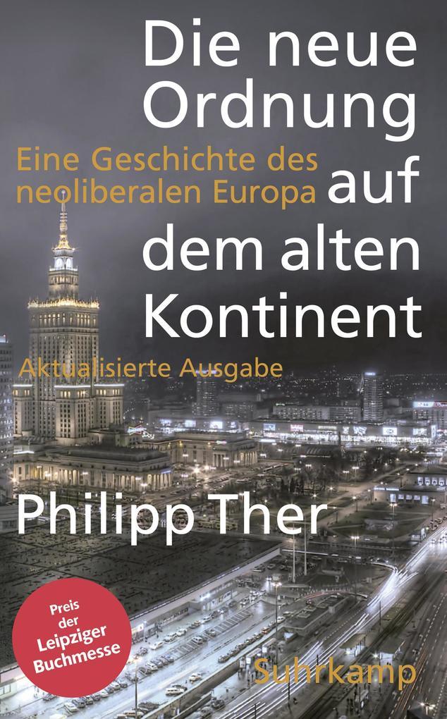Die neue Ordnung auf dem alten Kontinent als eBook