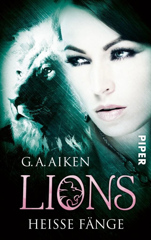 Lions - Heiße Fänge als eBook